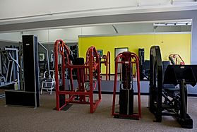 Fitness by Design | Carmel - Facilities Weight Room
